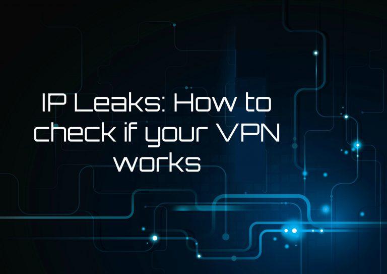 IP leaks