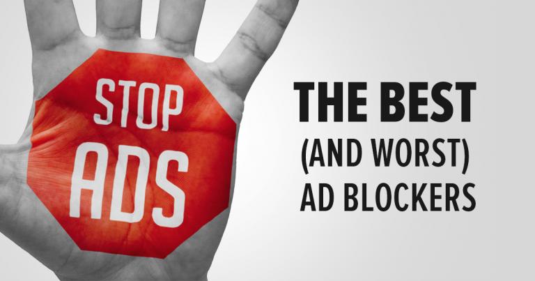 Cel mai bune (și cele mai rele) Ad Blockere ACTUALIZATE