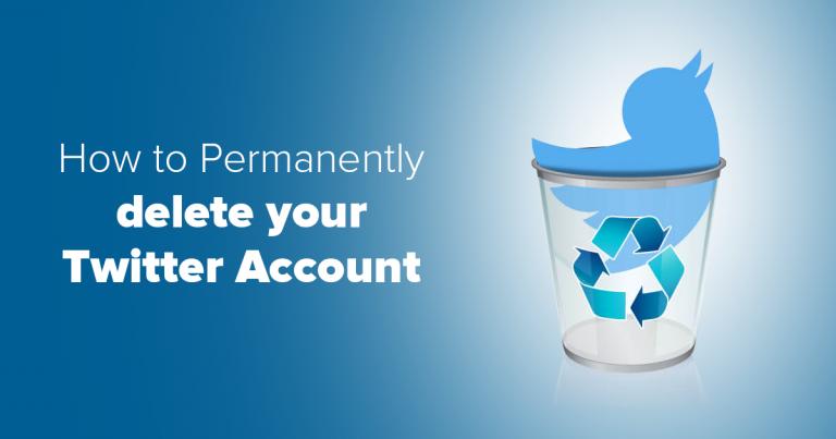 Cum să ștergeți permanent contul dvs. Twitter în 7 pași simpli