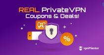 Cupon PrivateVPN: economisiți 83% cu acest cod ascuns în 2021!